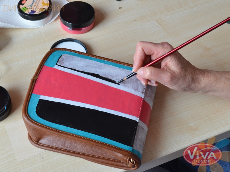 Новая жизнь для сумки: Шаг 7