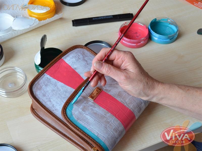 Новая жизнь для сумки: Шаг 6